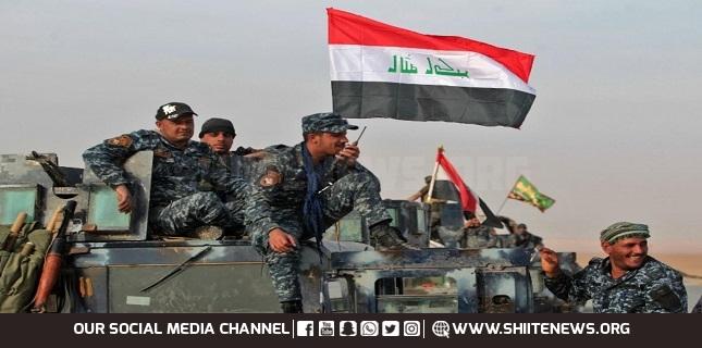 Iraq arrests top Daesh informant in Saladin province