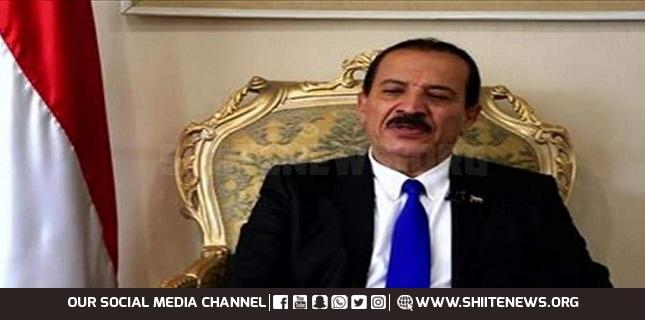 Yemen's Foreign Minister Hisham Sharaf Abdullah
