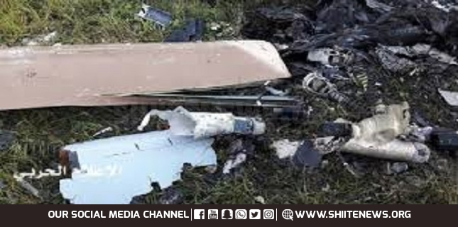 Hezbollah fighters intercept, shoot down Israeli reconnaissance drone in southern Lebanon