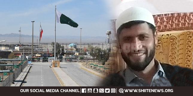 Shia student subjected to enforced disappearance near Taftan