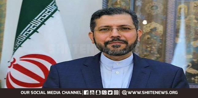 Iran: Pope's visit shows Iraq secure thanks to resistance