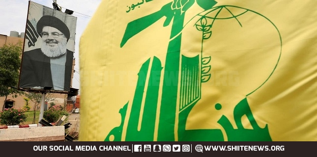 Hezbollah delegation