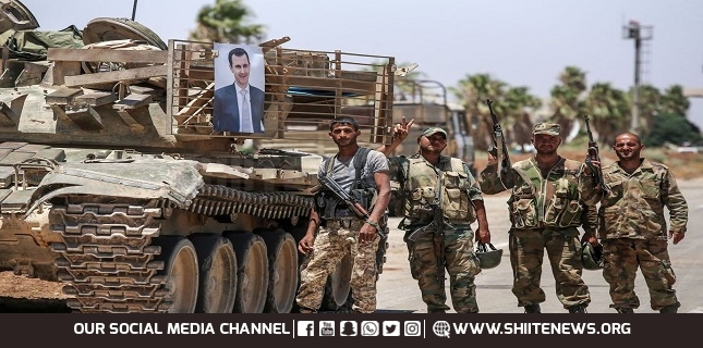 Armed militants killed 12 Syrian soldiers in Daraa