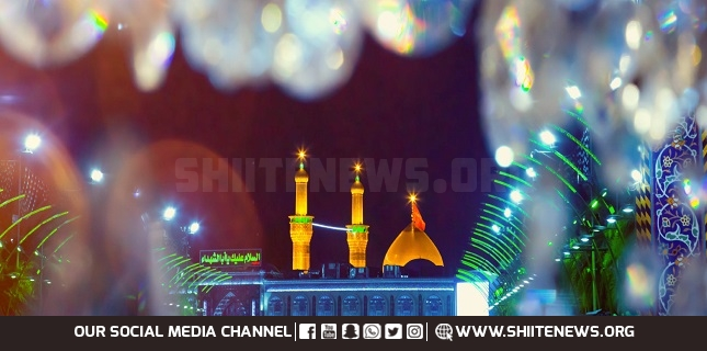Brilliant and lofty character of Imam Hussain (A.S)