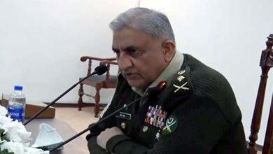 Chief of Defence Staff United Kingdom meets Pakistan Army Chief