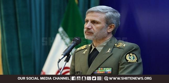 Defense minister