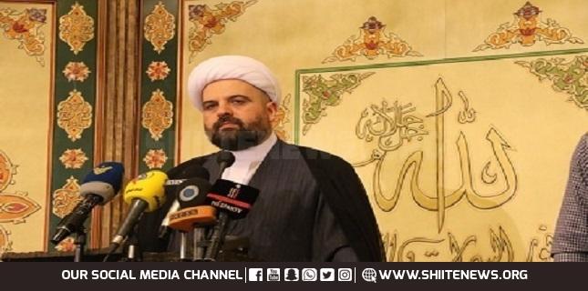 Grand Jaafarite Mufti Sheikh Ahmad Qabalan