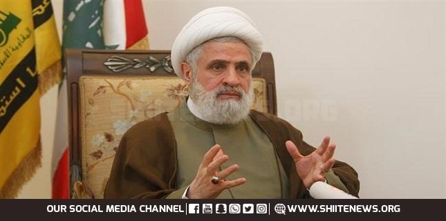 Hezbollah Deputy Secretary General Sheikh Naim Qassem