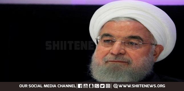 Iranian President advises US not to be 'ashamed' of rejoining JCPOA
