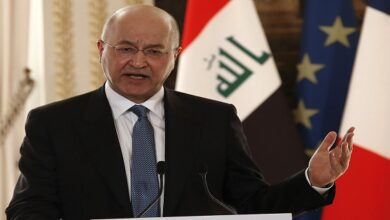 Iraqi president confirms parl. decision to expel US troops
