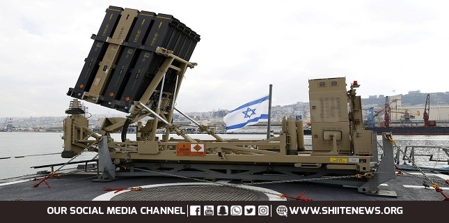 Israel upgrades 'Iron Dome' amid fears of missile power in Lebanon, Gaza