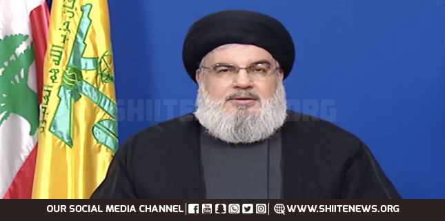 "Nasrallah Has Consecrated ""Spider Web"" Theory in Confrontation with 'Israel' Zionist"