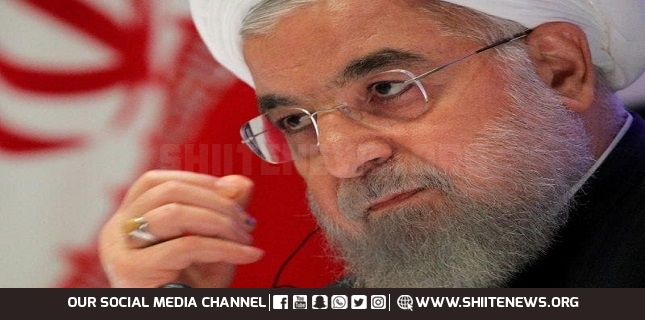 New US administration did nothing to make up for past mistakes Rouhani