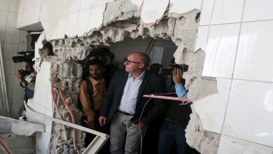 Over 520 medical facilities destroyed in Saudi-led attacks on Yemen