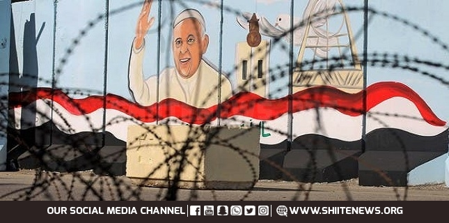 Pope Francis Says He Will Visit Iraq as 'Pilgrim of Peace'