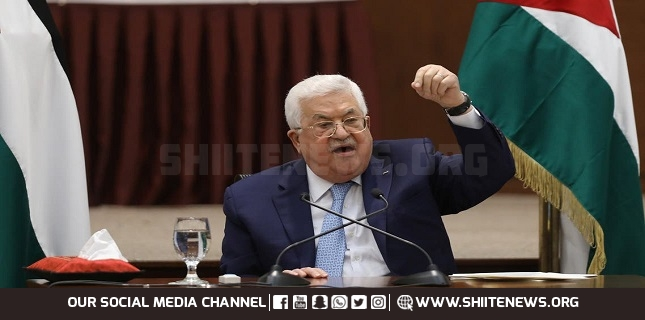 President Abbas welcomes Quartet's call for resuming negotiations