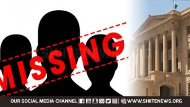 Court seeks progress report on missing persons case