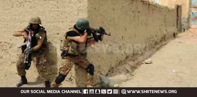 Takfiri terrorist killed during security forces operation in North Waziristan