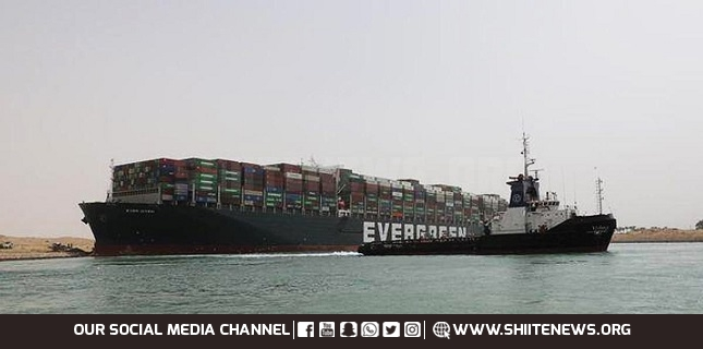 Suez blockage sets shipping rates racing, oil and gas tankers diverted away