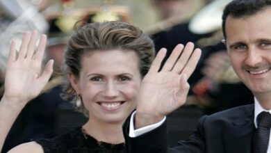 Syrian President Assad, his wife contract COVID-19