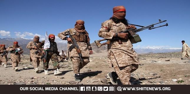 Taliban's attack