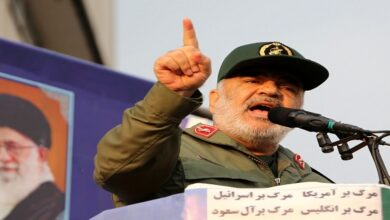 The enemy's fate is defeat forever: IRGC General