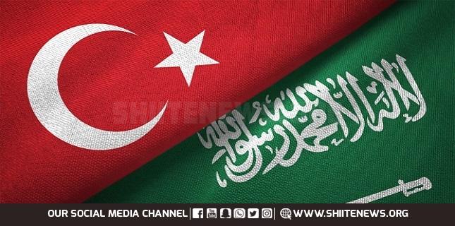 'Turkey to complain to WTO over Saudi Arabia's informal boycott of Turkish goods'