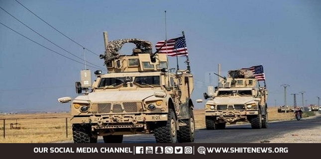 Two US logistics convoys targeted in Iraq