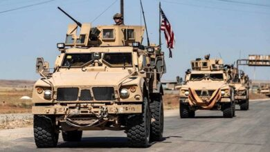 US military forces smuggle wheat crops from Syria's Hasakah into Iraq: SANA