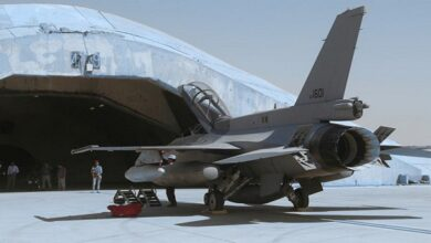 US-occupied Iraqi air base hit by several rockets