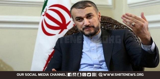 USA, France, KSA pursue weak Resistance in Lebanon: Amirabdollahian