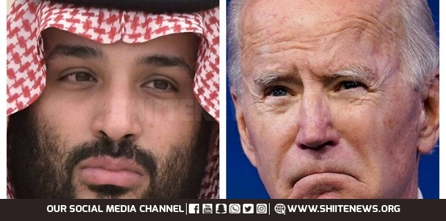 'We don't punish state leaders': Biden defends inaction on MBS in Khashoggi murder