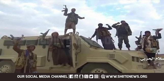 Yemeni resistance forces take control of Ma'rib strategic areas
