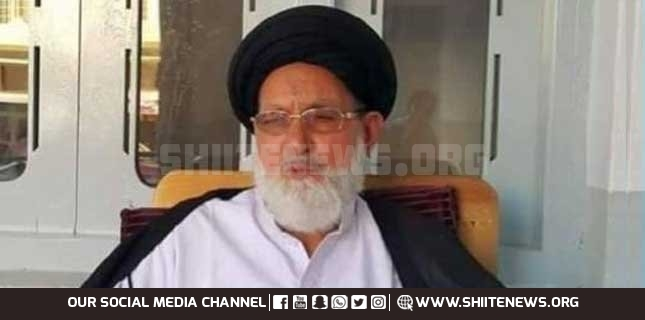 Allama Abid Hussaini asks govt to ensure end to enforced disappearance