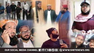 Notorious terrorist Aftab Nazir propaganda war against Shia Muslims