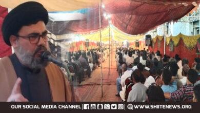Allama Ahmed Iqbal describes Hazrat Ali source of unity of Muslims