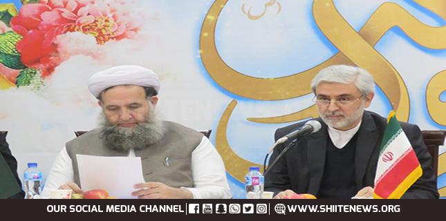 Iran Ambassador asks Pakistani Muslims to follow Prophet Mohamma