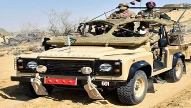 Pakistan Army Chief visits Cholistan desert to see Zarb e Hadeed operation