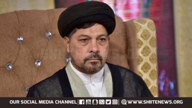 Allama Baqir Zaidi opposes closure of educational institutions