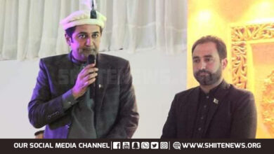 MWM hosts reception in honour of Chief Minister Gilgit Baltistan