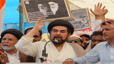 Allama Kalbe Jawad announces rally to protest against Waseem Rizvi