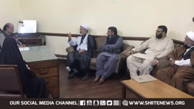 MWM leaders meet Punjab Minister
