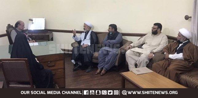 MWM leaders meet Punjab Minister