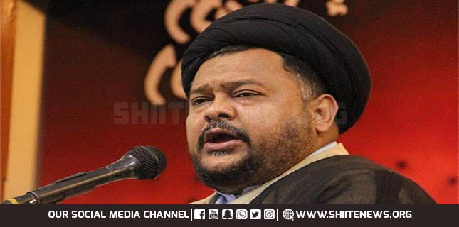 Allama Nazir Taqvi demands end to Saudi war on Yemen