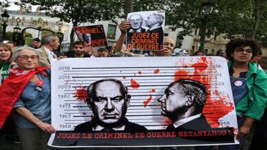 Huge protest and corruption trial upset Benjamin Netanyahu