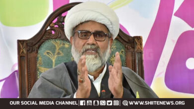 Allama Raja Nasir calls for individual role for prosperity of Pakistan