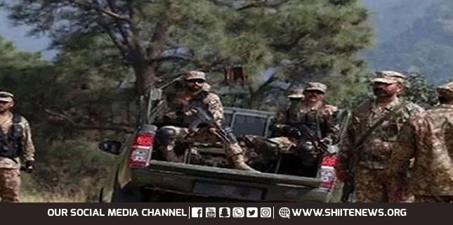 Three Taliban commanders among 8 terrorists killed