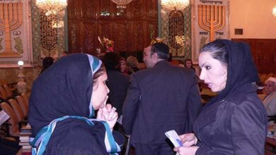 Jews in Iran practice their religion freely as compared to pre revolution era