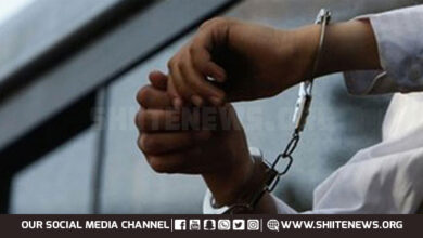 CTD arrests Zubair of Mufti Shaki group of outlawed TTP