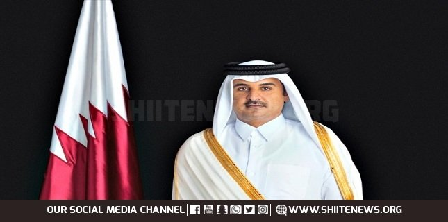 Qatari Emir receives message of Saudi King